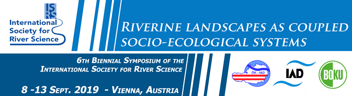 Biennial Symposium of the ISRS 2019 in Vienna, Austria
